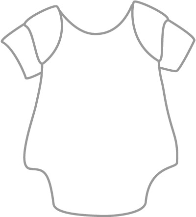 400x442 Baby Cliparts Templates