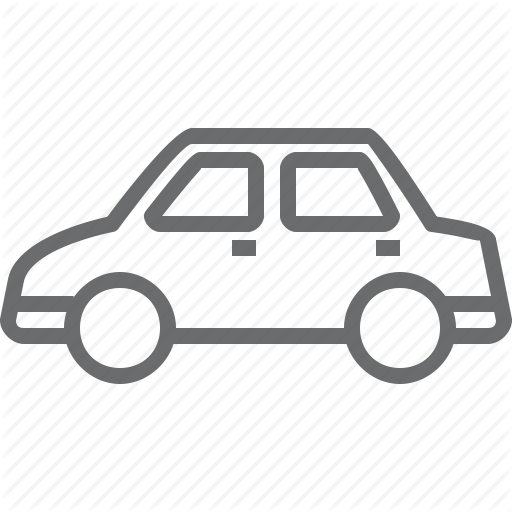 512x512 Auto, Automobile, Car, Taxi, Transport, Travel, Vehicle Icon