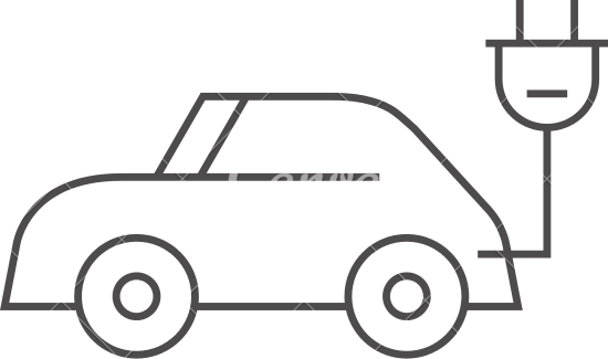 550x325 Outline Icon Car