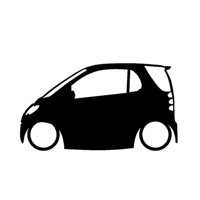 640x640 Wholesale 10 20pcslot Low Car Outline Car Stickers Cartoon