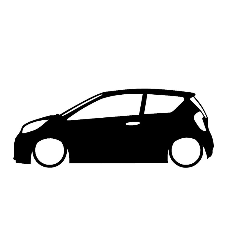 800x800 Wholesale 1020304050pcslot Vauxhall Opel Outline Silhouette
