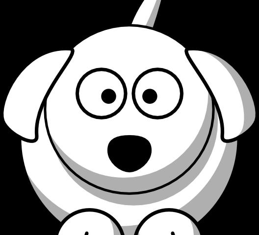 528x480 Happy Dog Face Clip Art Boxer Dog Face Outlinedog Outline Clip Art
