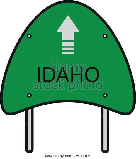 464x540 Idaho Outline Vector Stock Photos Amp Idaho Outline Vector Stock
