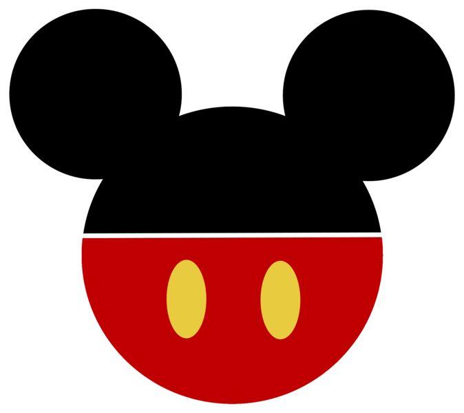 674x600 Best Mickey Mouse Head Ideas