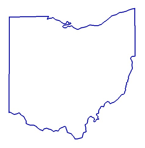474x482 Ohio Clip Art State Outline Clipart Panda