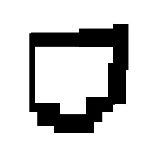 512x512 Ohio Clip Art State Outline Clipart Panda