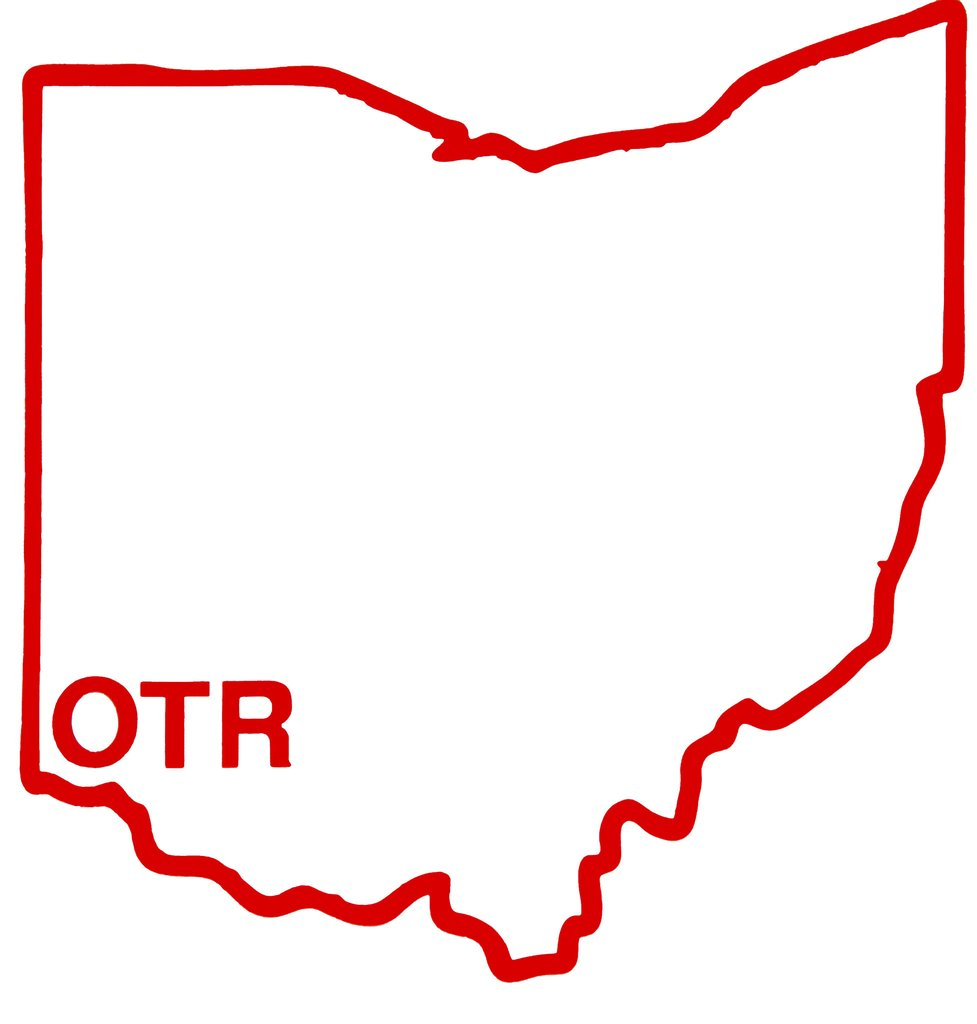 977x1024 Ohio Otr Sticker White Bop Be Ohio Proud