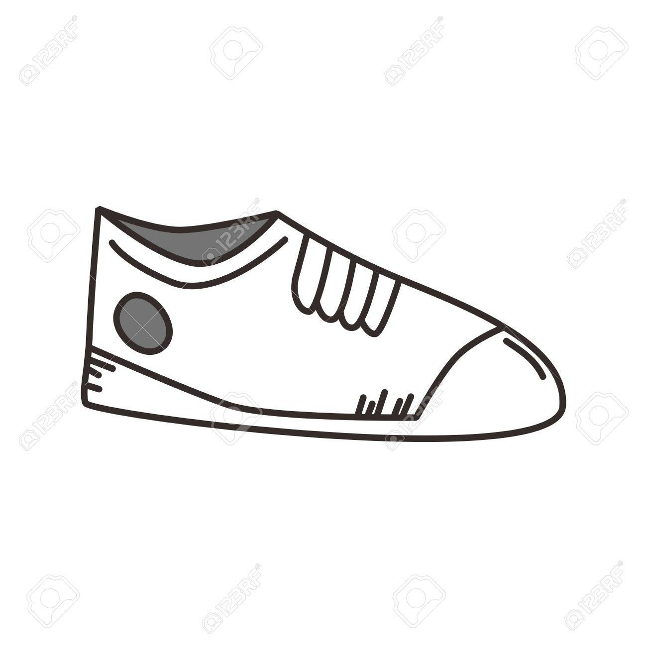 1300x1300 Drawn Shoe