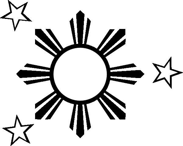 600x479 Sun Clipart Three Star