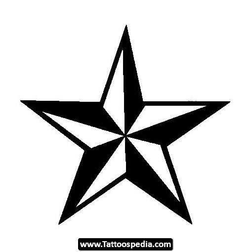 510x510 Fancy Star Outline Clipart