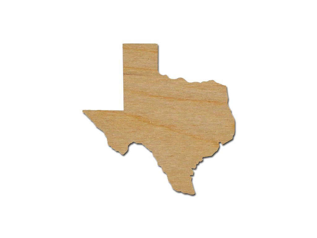 1024x768 States Texas State Silhouette Artistic Craft Supply
