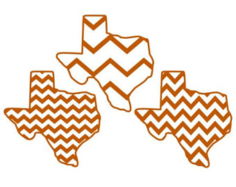 340x270 Texas Chevron Svg Etsy