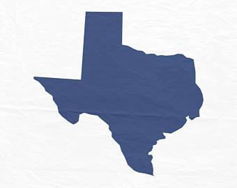 340x270 Texas Outline Etsy