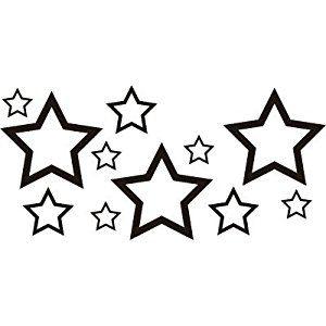 Outline Star