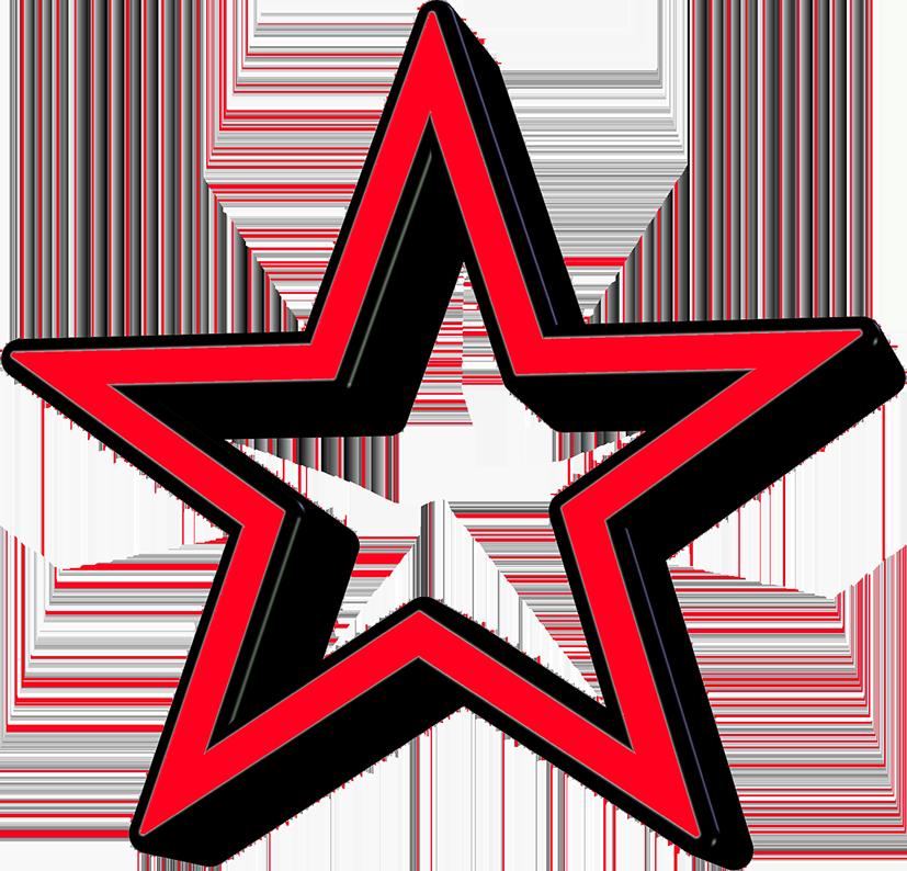 827x794 Star Clipart