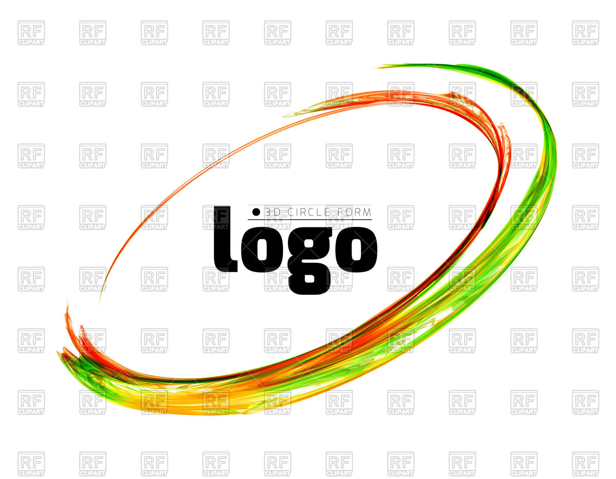 1200x933 Oval Shape Royalty Free Vector Clip Art Image