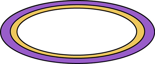 500x206 Purple Oval Rug Clip Art