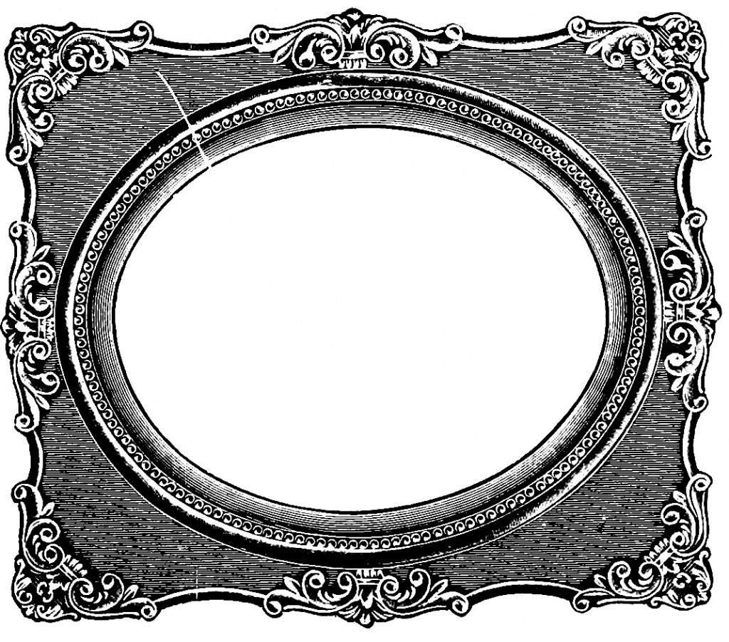 1024x901 Clip Art Picture Frames Images