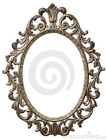 344x450 Mirror Clipart Fancy