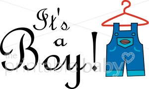 300x180 Overalls With Message Clipart Baby Boy Clipart