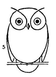 192x262 Images Of Owls Clipart Black And White Owl Clip Art Image