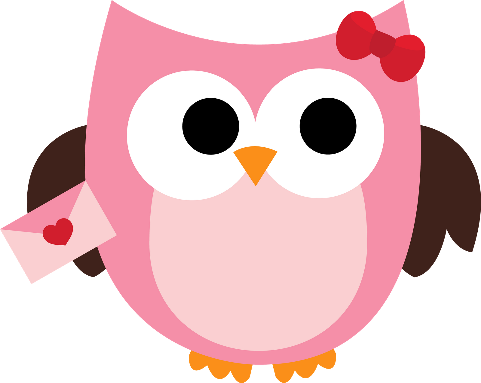 1600x1274 Free Pink Owl Clipart Image