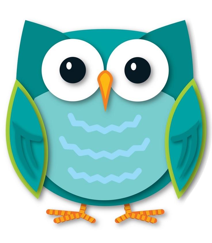 736x841 Owl Borders Clip Art