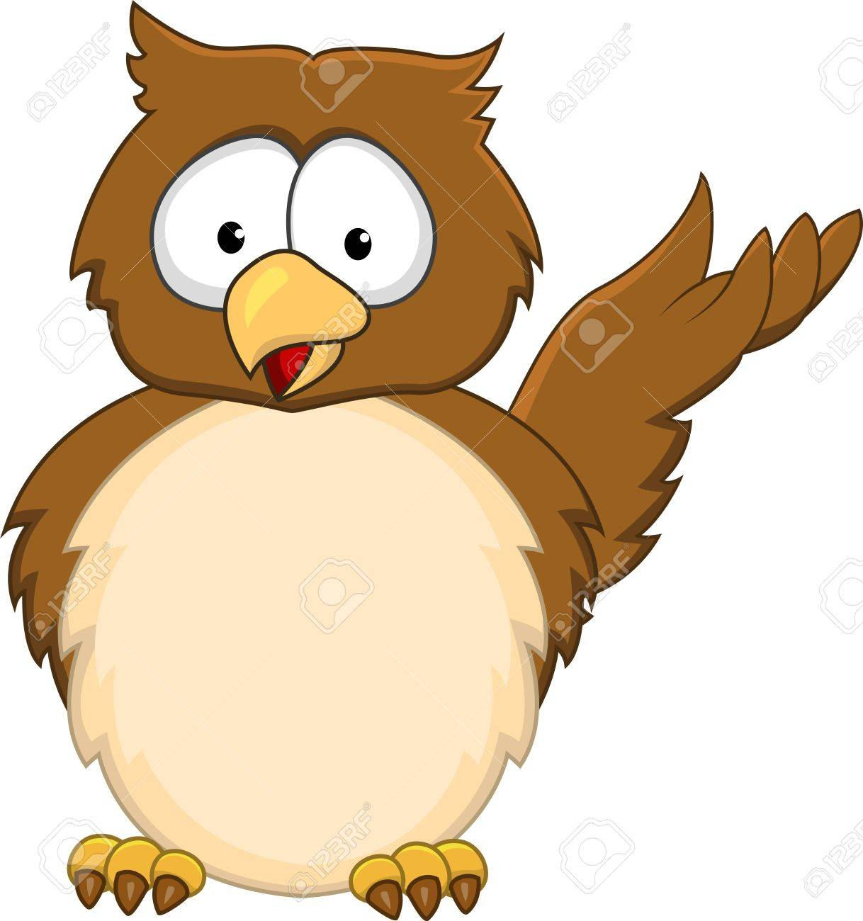 1218x1300 Funny Owl Cartoon Royalty Free Cliparts, Vectors, And Stock
