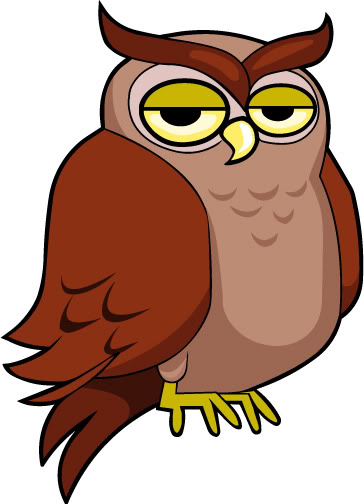 364x504 Owl Clip Art Free Clipart Images