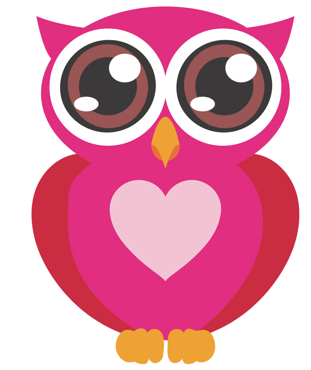 1010x1200 Pink Baby Owl Clipart Free Clipart Images