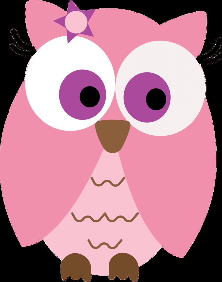 900x1144 Brown Hawk Owl Clipart Cute Cartoon