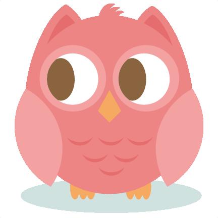 432x432 Cute Owl Clipart