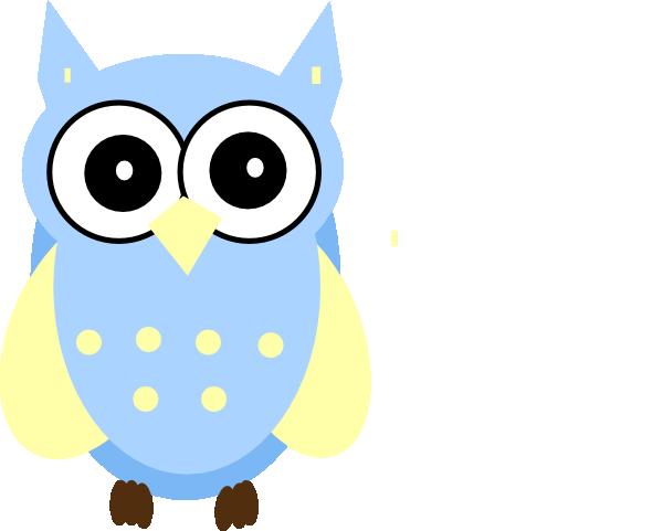 600x481 Owl Clip Art