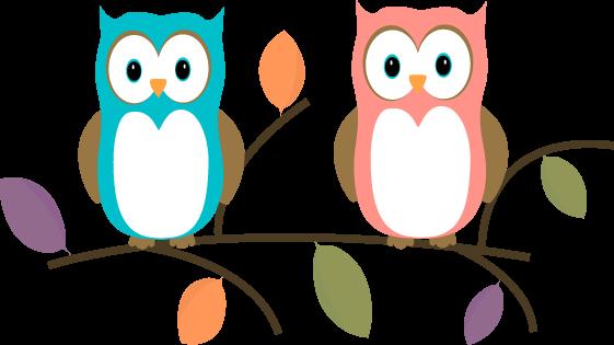 561x315 Owl Clipart Branch Clip Art