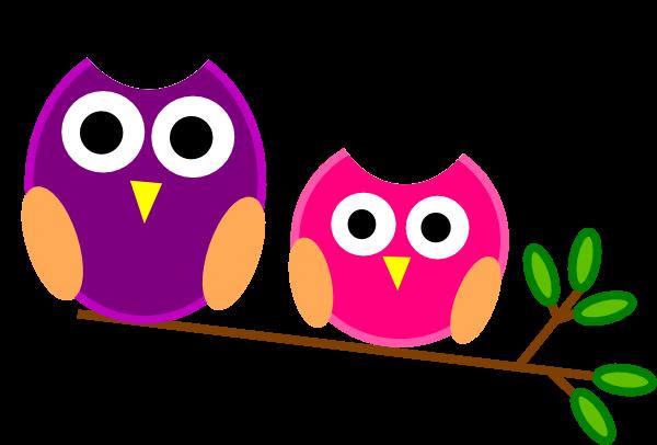 600x406 Owl Clipart Cartoon