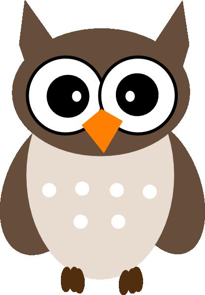 414x594 Owl Clip Art