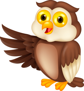 332x361 Owl Reading Clipart Free Clipart Images