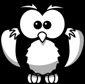 297x291 Free Owl Clip Art Is A Hoot