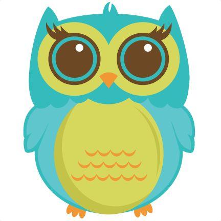 432x432 Cute Owl Clip Art Free