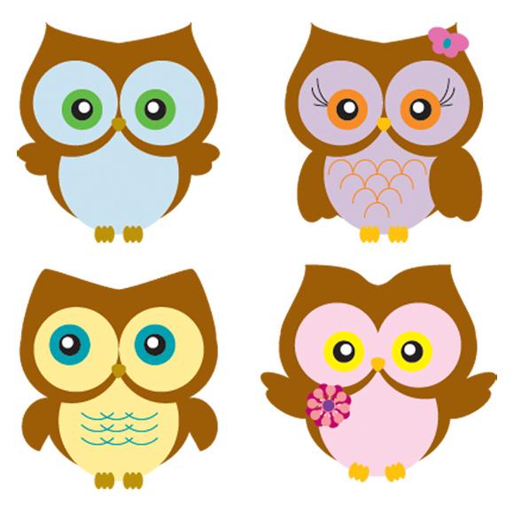 580x580 Design Clipart Owl