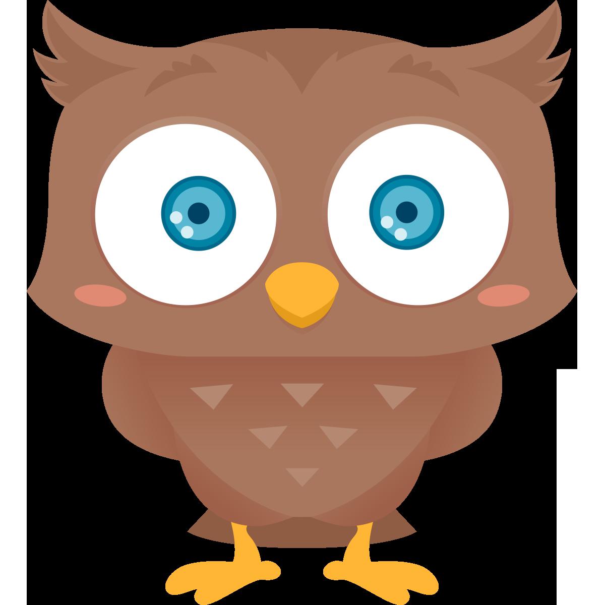 1200x1200 Free Owl Clip Art