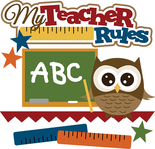 648x625 Owl Clip Art For Teachers Clipart Best