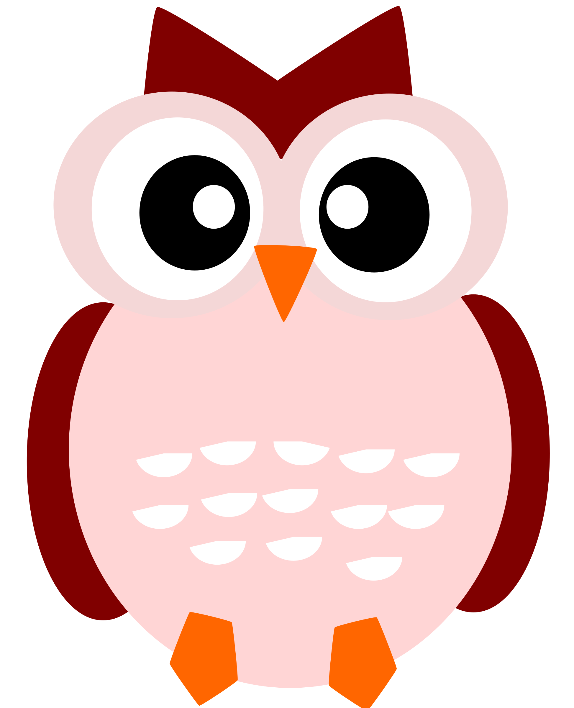 1946x2400 Free Cute Owl Clip Art Color Owls Clip Art Royalty Free Stock