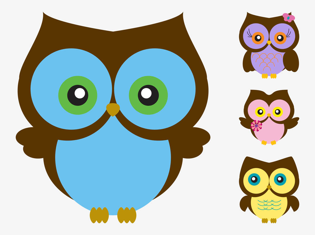 1024x765 Free Cartoon Owl Clip Art Clipart