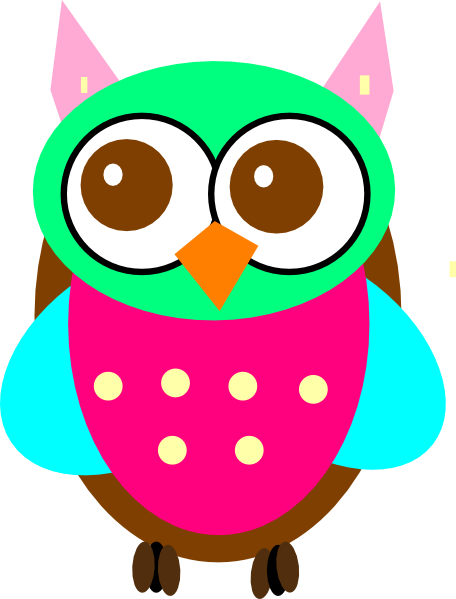 456x599 Purple Owl Clipart Free Clipart Images