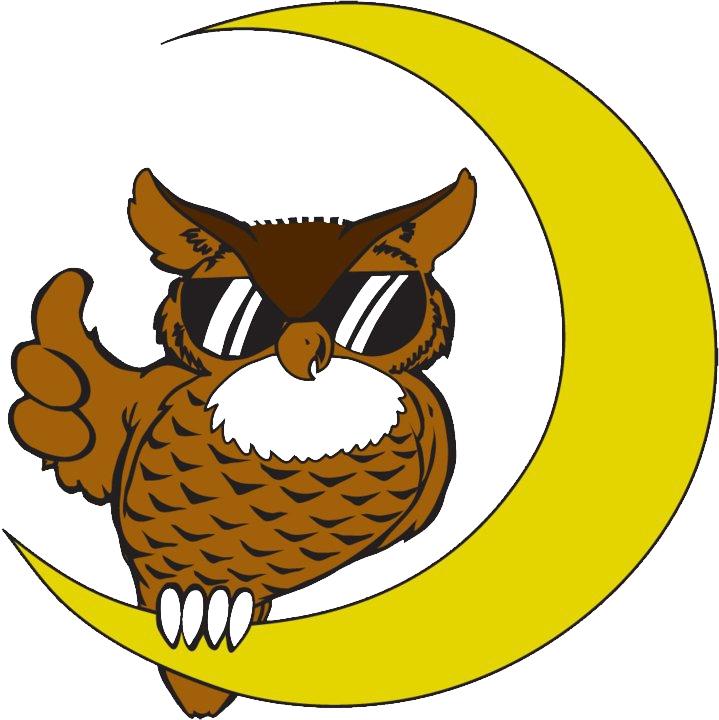 719x720 Clip Art Owl Eating Clipart