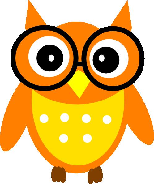 498x595 Owl Clip Art