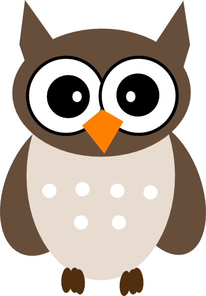 414x594 Purple Owl Clipart Free Clipart Images 2