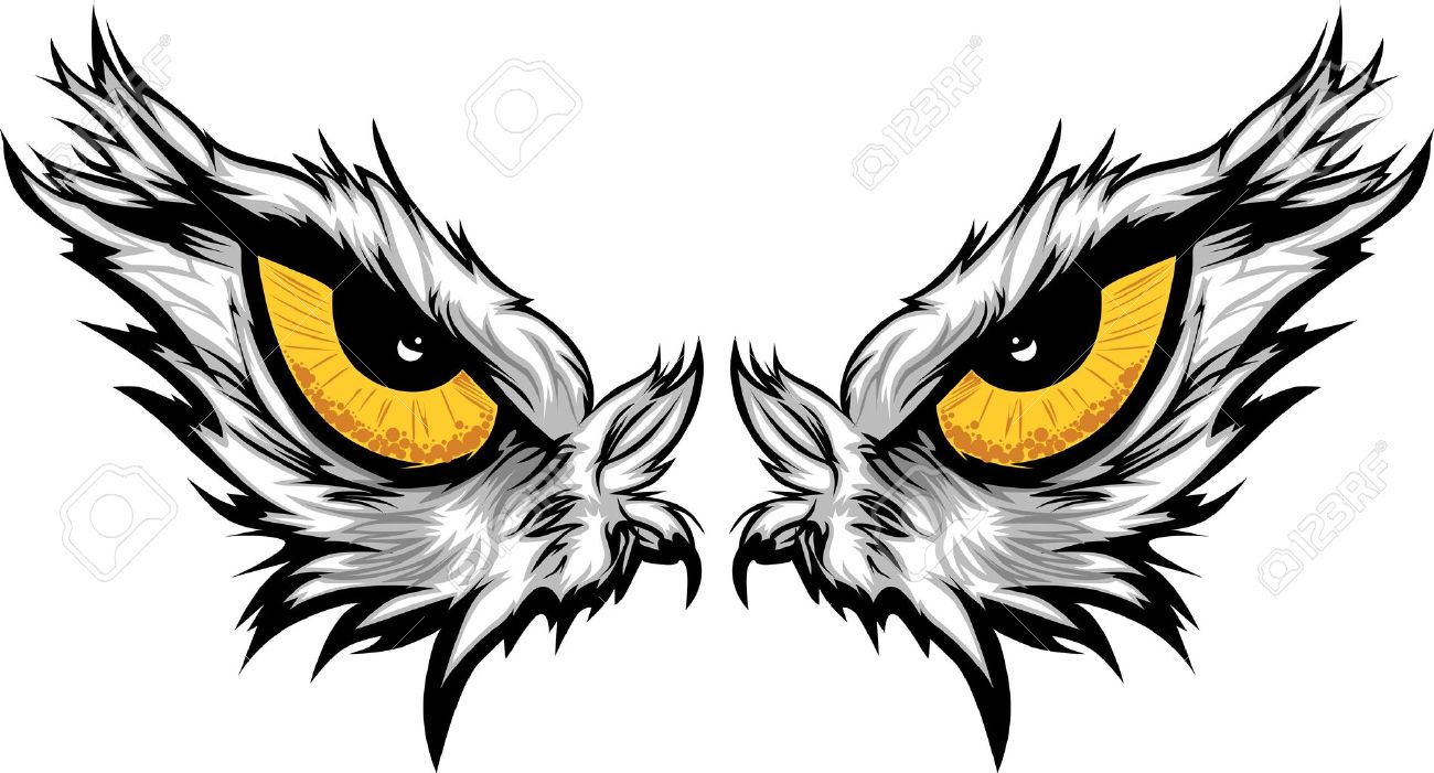 1300x701 Bird Of Prey Clipart Cartoon