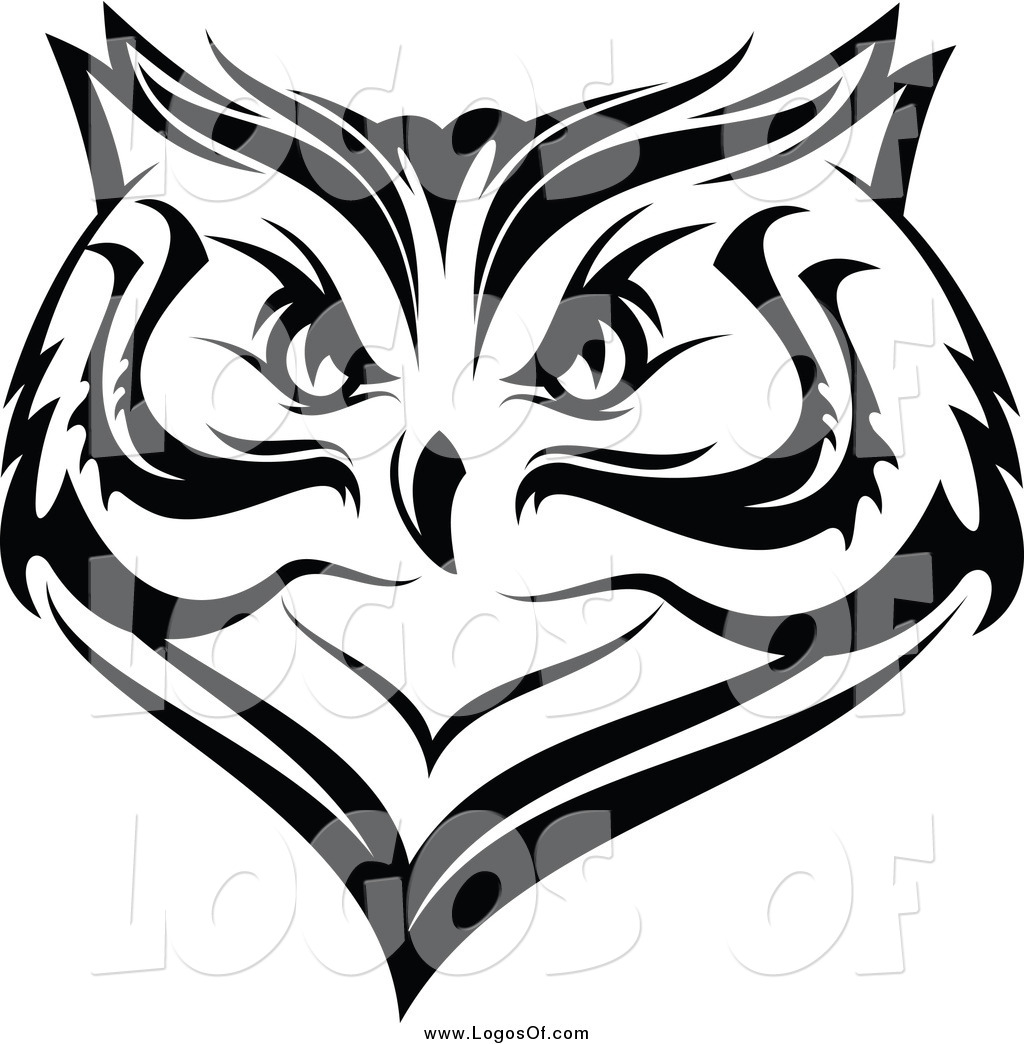 1024x1044 Owl Clipart Black And White